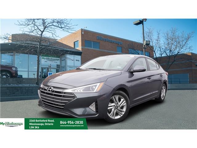 2019 Hyundai Elantra Preferred (Stk: 1234) in Mississauga - Image 1 of 25