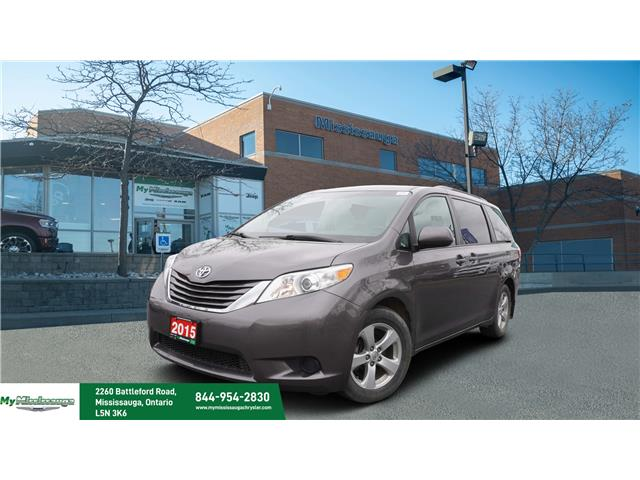 2015 Toyota Sienna LE 8 Passenger (Stk: 20098A) in Mississauga - Image 1 of 21