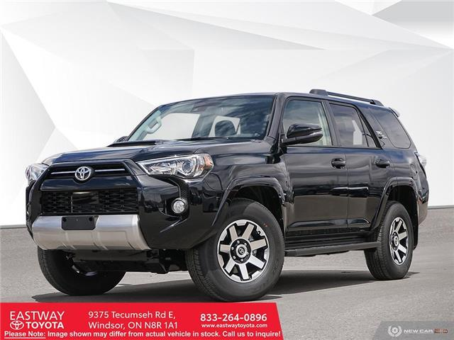 2021 Toyota 4Runner Base (Stk: 4R6097) in Windsor - Image 1 of 23