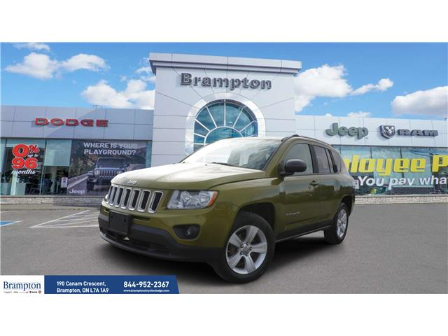 2012 Jeep Compass Sport/North (Stk: 21145A) in Brampton - Image 1 of 23