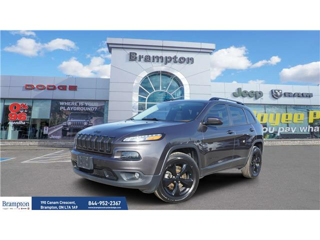 2015 Jeep Cherokee North (Stk: 21023A) in Brampton - Image 1 of 21
