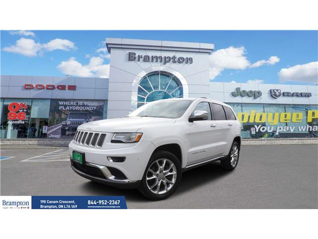 2015 Jeep Grand Cherokee Summit (Stk: 21218A) in Brampton - Image 1 of 24