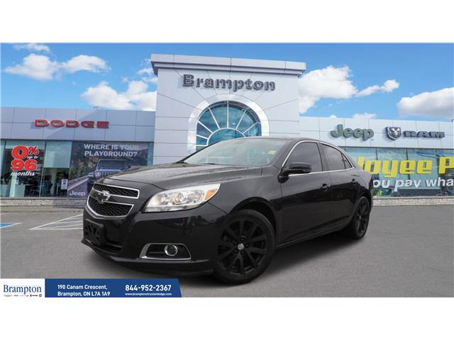 2013 Chevrolet Malibu 2LT (Stk: 21219A) in Brampton - Image 1 of 20
