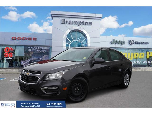 2015 Chevrolet Cruze 1LT (Stk: 21018A) in Brampton - Image 1 of 19