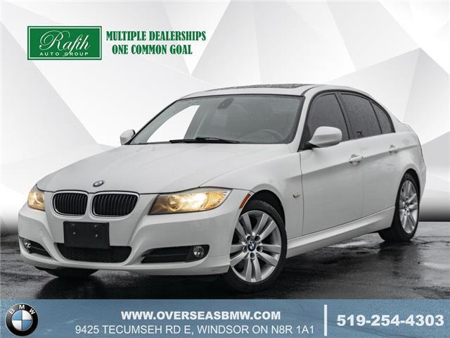 2011 BMW 323i  (Stk: P8381A) in Windsor - Image 1 of 24