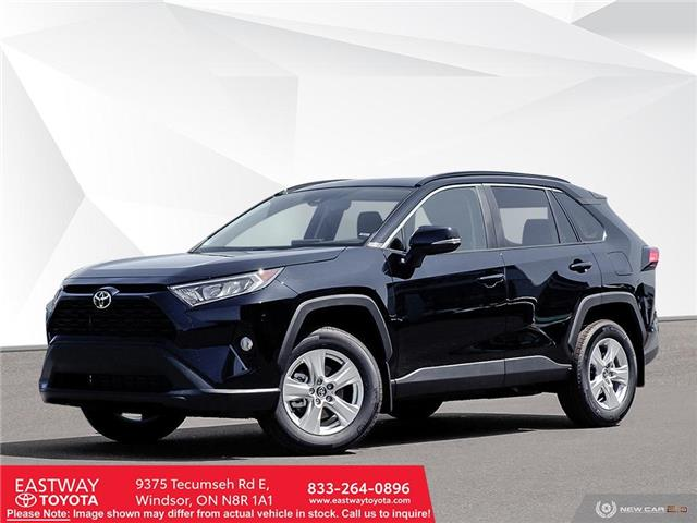 2021 Toyota RAV4 XLE (Stk: RA4077) in Windsor - Image 1 of 23