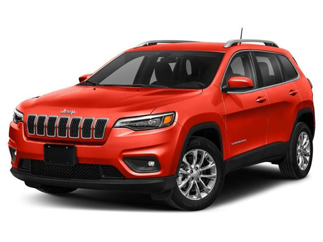 2021 Jeep Cherokee North (Stk: 21069) in Mississauga - Image 1 of 9