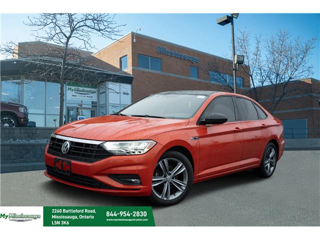 2019 Volkswagen Jetta 1.4 TSI Highline (Stk: 1122B) in Mississauga - Image 1 of 27