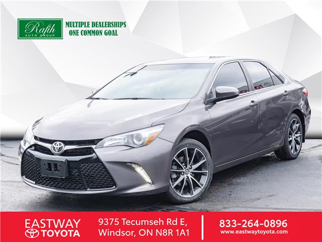 2017 Toyota Camry XSE (Stk: TR7475) in Windsor - Image 1 of 24