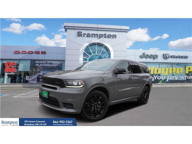 2020 Dodge Durango GT (Stk: 13884) in Brampton - Image 1 of 24