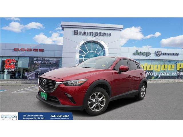 2019 Mazda CX-3 GS (Stk: 21062A) in Brampton - Image 1 of 18