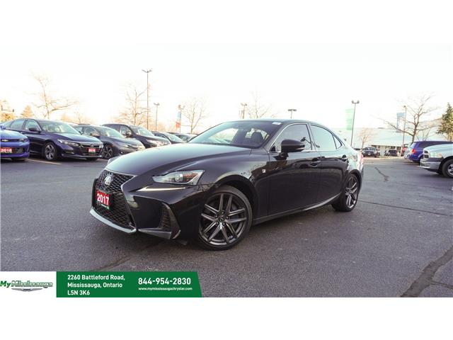 2017 Lexus IS 300 Base (Stk: 1253) in Mississauga - Image 1 of 21