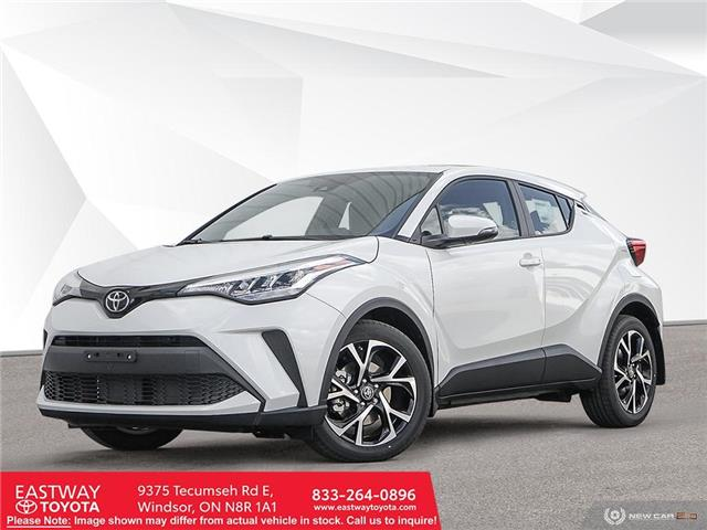2021 Toyota C-HR XLE Premium (Stk: HR1402) in Windsor - Image 1 of 23
