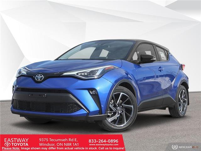 2021 Toyota C-HR Limited (Stk: HR0880) in Windsor - Image 1 of 23