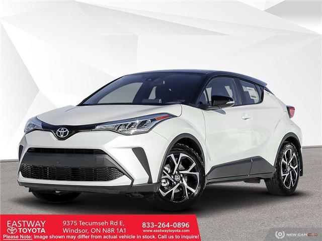 2021 Toyota C-HR XLE Premium (Stk: HR1607) in Windsor - Image 1 of 22