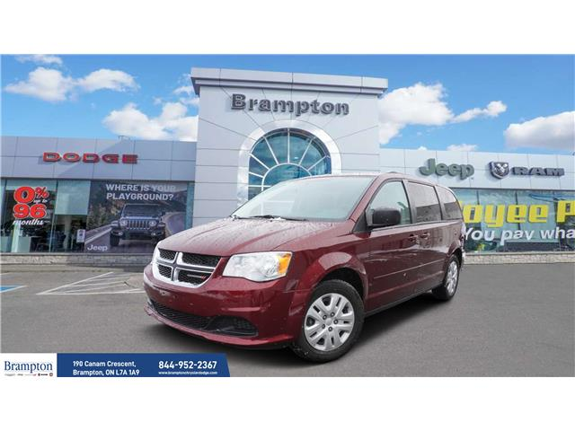 2017 Dodge Grand Caravan CVP/SXT (Stk: 13891) in Brampton - Image 1 of 16