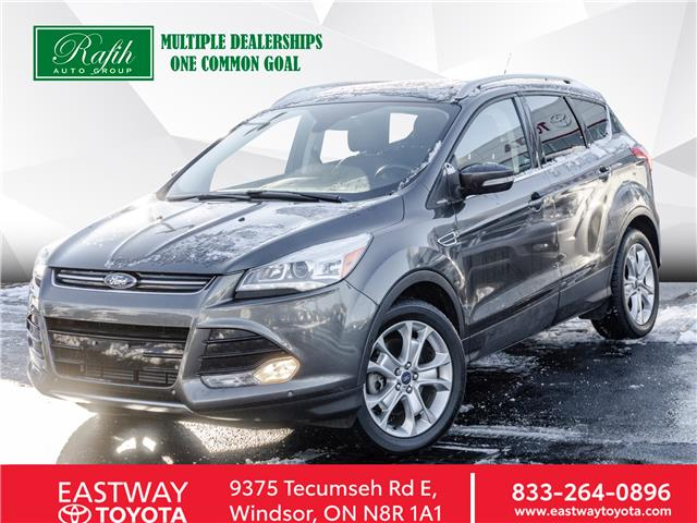 2016 Ford Escape Titanium (Stk: TR6176) in Windsor - Image 1 of 23