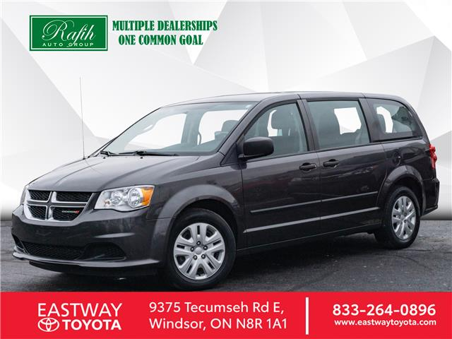 2016 Dodge Grand Caravan SE/SXT (Stk: TR3844) in Windsor - Image 1 of 25