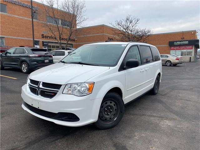 2017 Dodge Grand Caravan CVP/SXT (Stk: 20CV1803A) in Mississauga - Image 1 of 18