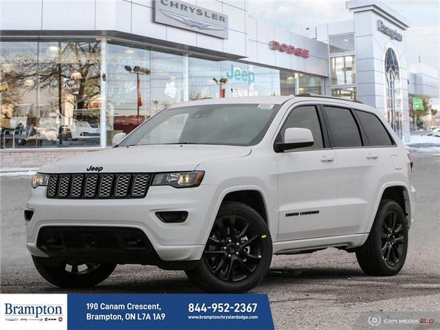 2021 Jeep Grand Cherokee Laredo (Stk: 21131) in Brampton - Image 1 of 30