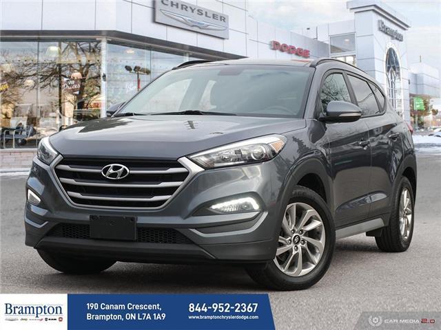 2017 Hyundai Tucson SE (Stk: 20693C) in Brampton - Image 1 of 30