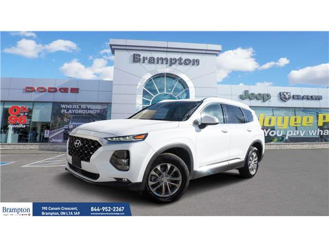 2019 Hyundai Santa Fe ESSENTIAL (Stk: 13890) in Brampton - Image 1 of 18