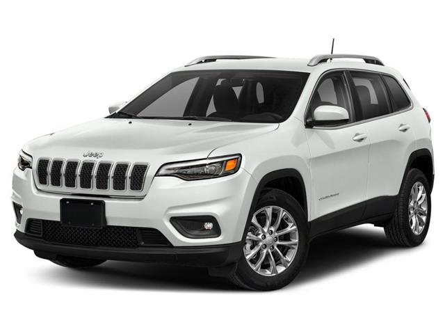 2021 Jeep Cherokee Altitude (Stk: 21107) in Mississauga - Image 1 of 9