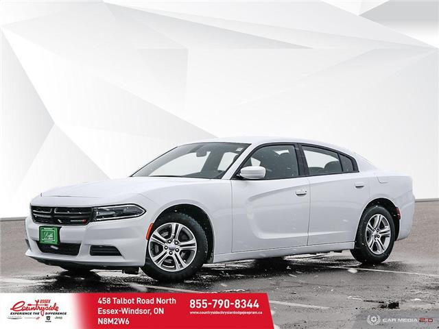 2019 Dodge Charger SXT (Stk: 60700) in Essex-Windsor - Image 1 of 27