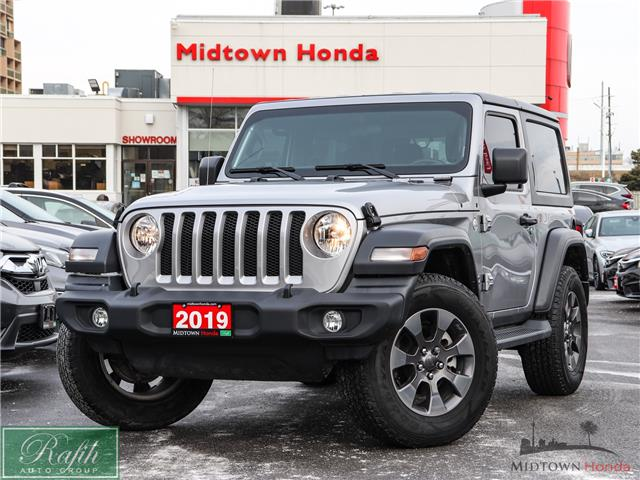 2019 Jeep Wrangler Sport (Stk: 2210137A) in North York - Image 1 of 25