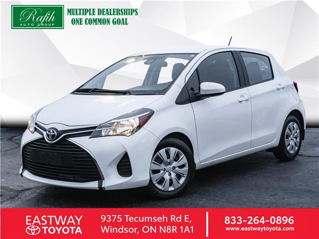 2017 Toyota Yaris LE (Stk: PR6778) in Windsor - Image 1 of 23