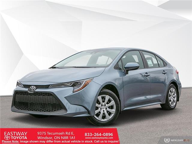 2021 Toyota Corolla LE (Stk: CO1608) in Windsor - Image 1 of 23