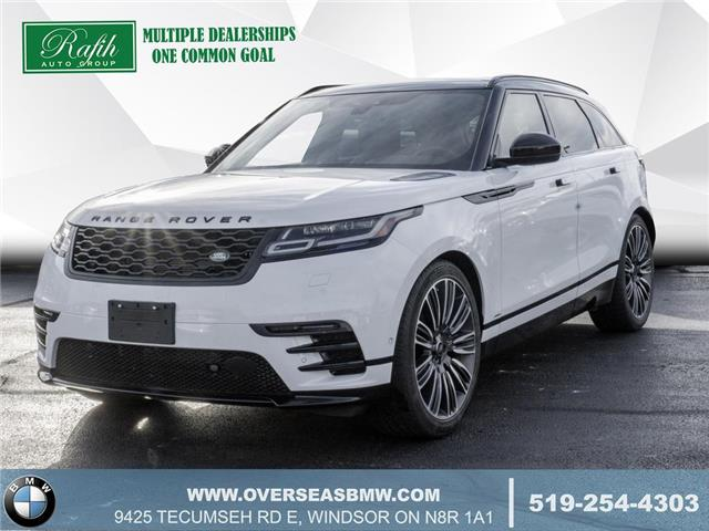 2019 Land Rover Range Rover Velar P380 HSE R-Dynamic (Stk: B8430A) in Windsor - Image 1 of 19