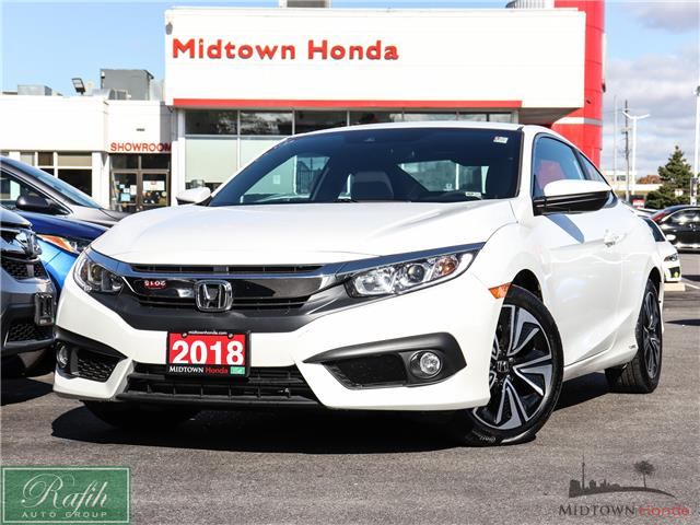 2018 Honda Civic EX-T (Stk: P14268A) in North York - Image 1 of 29