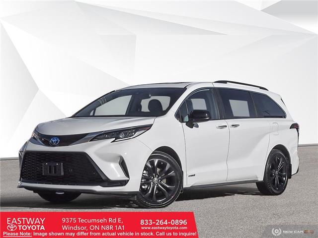 2021 Toyota Sienna XSE 7-Passenger (Stk: SI8716) in Windsor - Image 1 of 23