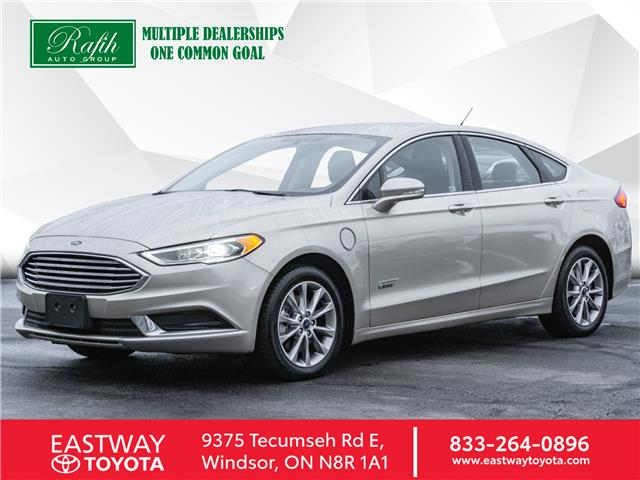 2018 Ford Fusion Energi SE Luxury (Stk: TR4041) in Windsor - Image 1 of 23