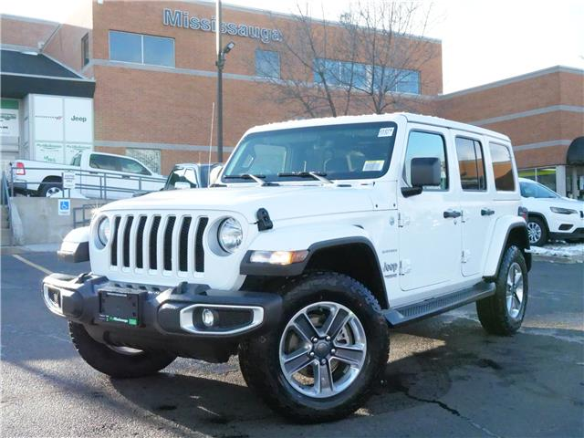 2021 Jeep Wrangler Unlimited Sahara (Stk: 21079) in Mississauga - Image 1 of 6