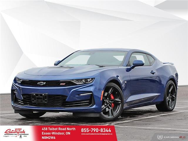 2020 Chevrolet Camaro 2SS (Stk: 607181) in Essex-Windsor - Image 1 of 28