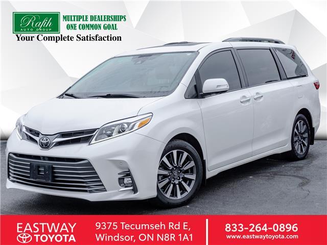 2018 Toyota Sienna Limited 7-Passenger (Stk: PR4139) in Windsor - Image 1 of 25