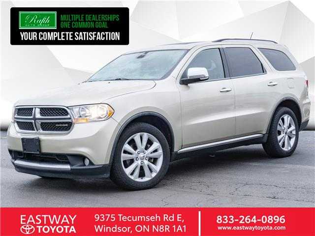 2011 Dodge Durango Crew Plus (Stk: TR0465) in Windsor - Image 1 of 23