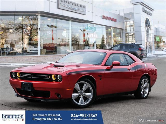 2015 Dodge Challenger SXT Plus or R/T (Stk: 21243A) in Brampton - Image 1 of 30