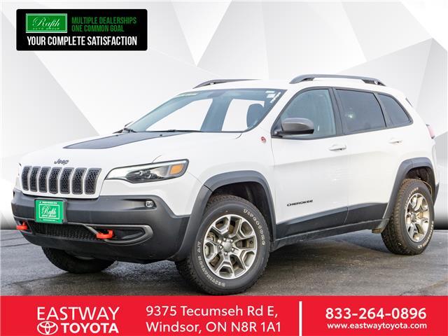 2020 Jeep Cherokee Trailhawk (Stk: PR7854) in Windsor - Image 1 of 24