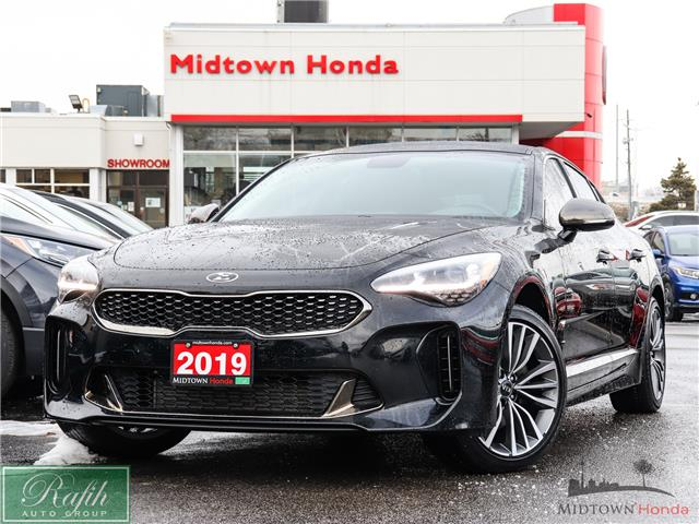 2019 Kia Stinger GT-Line (Stk: P14358A) in North York - Image 1 of 29