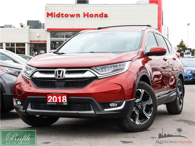 2018 Honda CR-V Touring (Stk: P14393) in North York - Image 1 of 29
