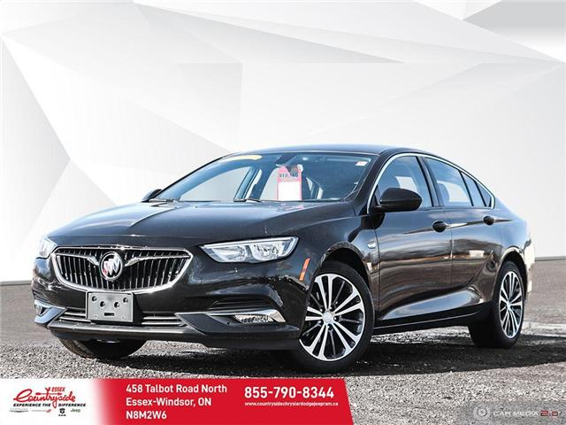 2019 Buick Regal Sportback Preferred II (Stk: 60720) in Essex-Windsor - Image 1 of 27