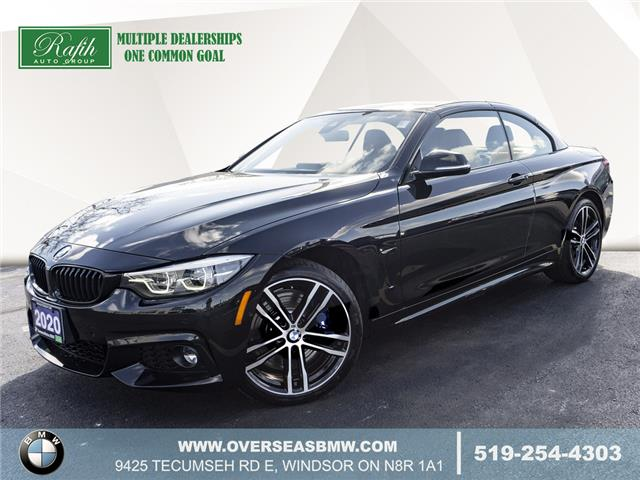 2020 BMW 440i xDrive (Stk: B8152) in Windsor - Image 1 of 26