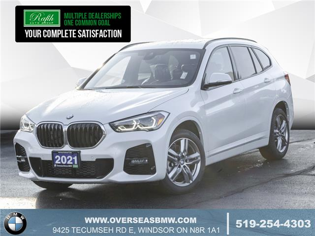 2021 BMW X1 xDrive28i (Stk: B8420) in Windsor - Image 1 of 23