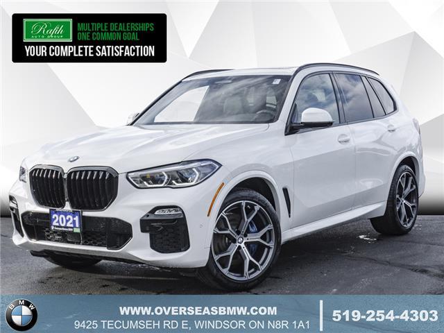 2021 BMW X5 xDrive40i (Stk: B8425) in Windsor - Image 1 of 22