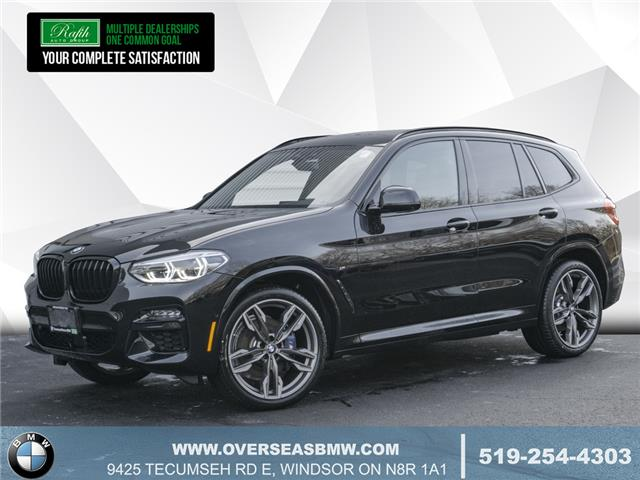 2021 BMW X3 M40i (Stk: B8433) in Windsor - Image 1 of 22