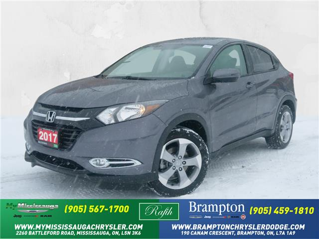 2017 Honda HR-V EX (Stk: 1282) in Mississauga - Image 1 of 23