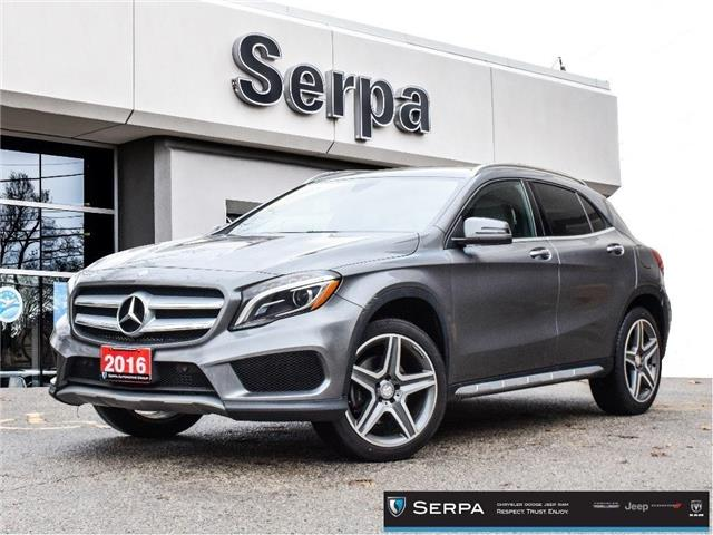 2016 Mercedes-Benz GLA-Class Base (Stk: P9205) in Toronto - Image 1 of 24